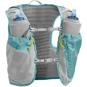 CamelBak Ultra Pro Kamizelka z systemem nawadniającym Kobiety, aqua sea/ silver